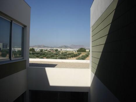 Vista de Yecla