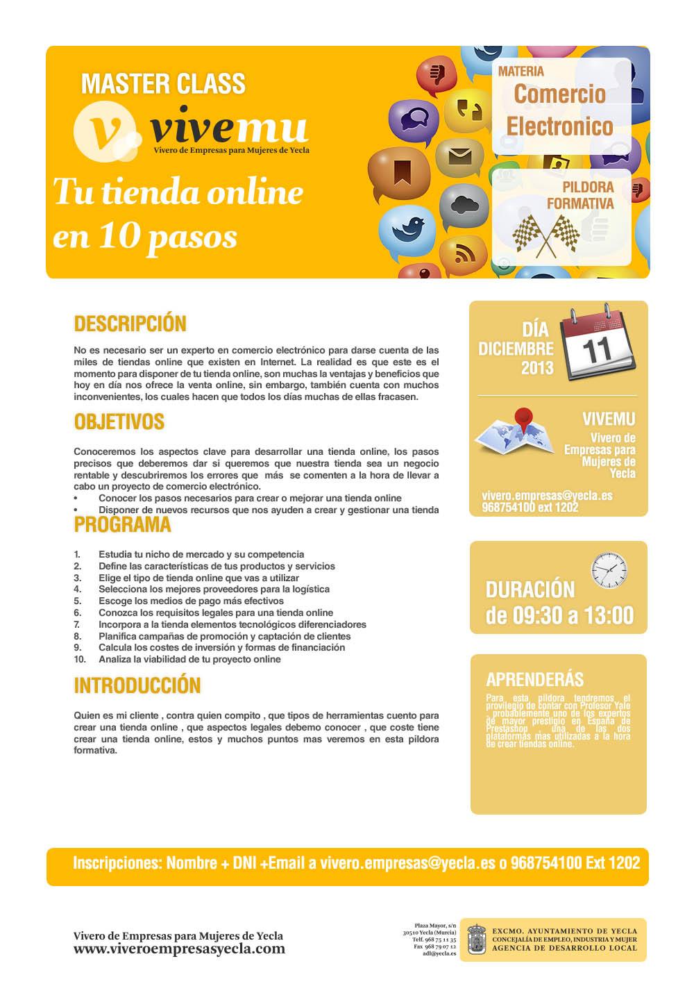 10 pasos tienda online