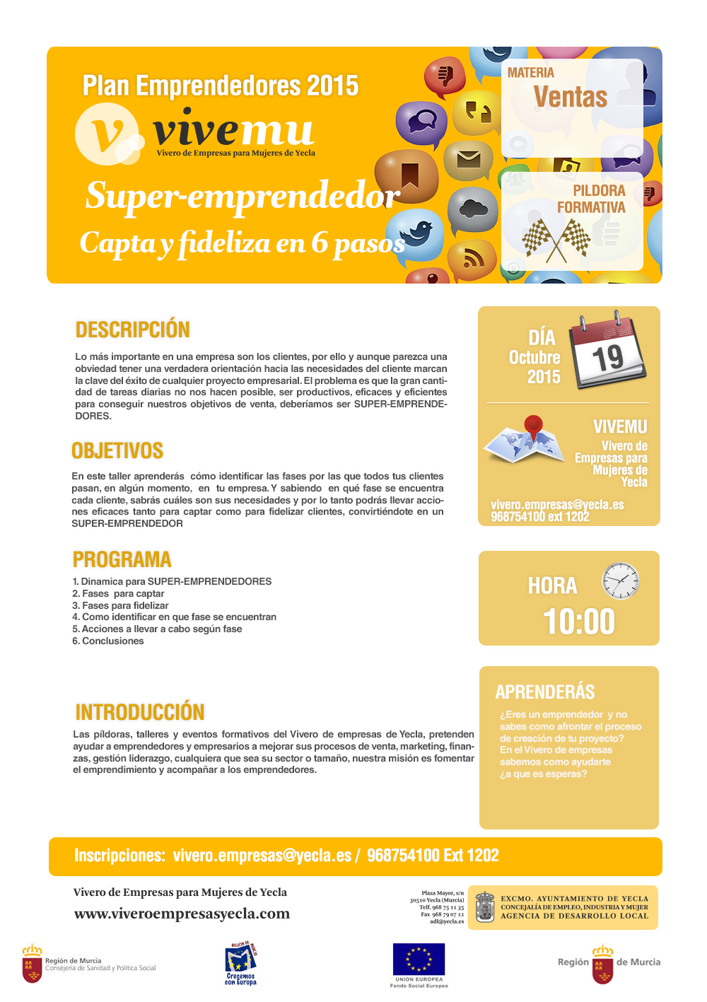 SUPER EMPRENDEDORES